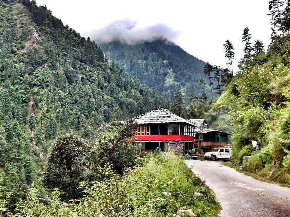 Great Himalayan National Park Image source: Google Image