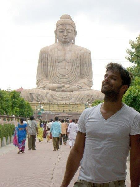 Ricky Martin in india image source Google Image