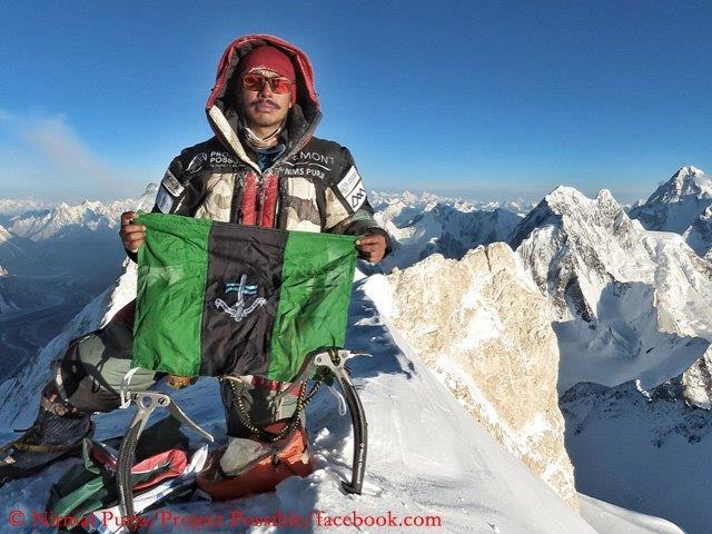 Nirmal Purja Gasherbrum - II